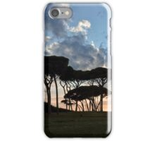 The Baratti Pine Trees iPhone Case/Skin