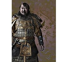 Kublai Khan Photographic Print