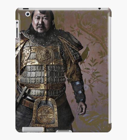 Kublai Khan iPad Case/Skin