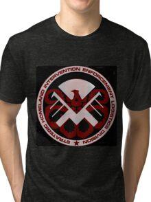 Sheild or Hydra? Tri-blend T-Shirt