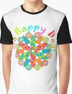 Oh Happy Day! Graphic T-Shirt