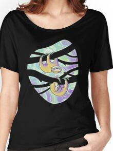 Sloths in Dreamland Women's Relaxed Fit T-Shirt