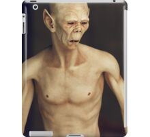 Portrait of a Creature iPad Case/Skin