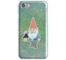 Wassup Gnomie iPhone Case/Skin