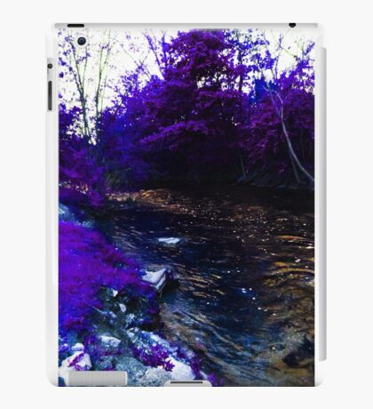 When Everything Must Be Purple iPad Case/Skin