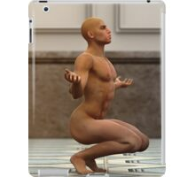 Victor - Male Model iPad Case/Skin
