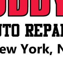 Seinfeld - Puddy's Auto Repair Sticker