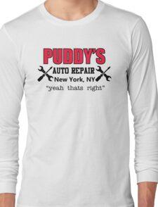 Seinfeld - Puddy's Auto Repair Long Sleeve T-Shirt