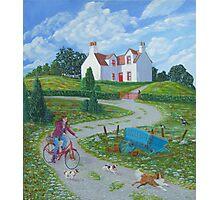 Four Winds Irish Landscape Photographic Print