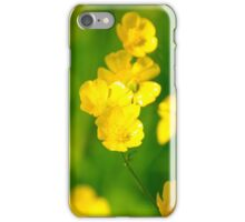 Buttercup Images iPhone Case/Skin