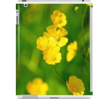 Buttercup Images iPad Case/Skin