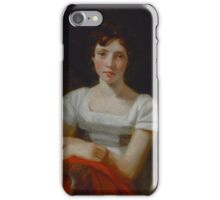 John Constable, , British Title Mary Freer iPhone Case/Skin