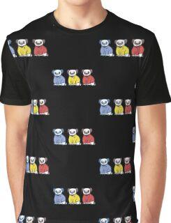 Pug Trek Graphic T-Shirt