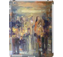 Busy street iPad Case/Skin