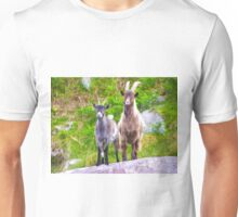 Irish Mountain Goats Unisex T-Shirt