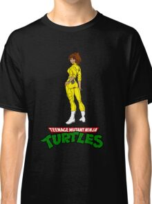 April O'Neil Classic T-Shirt