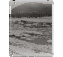 Riverside Mountain View iPad Case/Skin