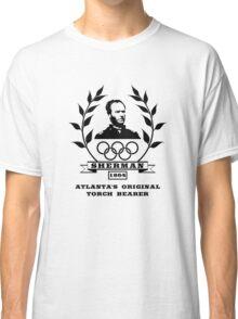 General Sherman - Atlanta's Original Torch Bearer Classic T-Shirt