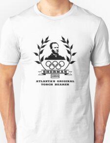 General Sherman - Atlanta's Original Torch Bearer Unisex T-Shirt