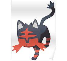 Litten (Pokemon) Poster