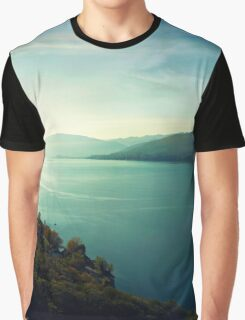 Beautiful lake Graphic T-Shirt