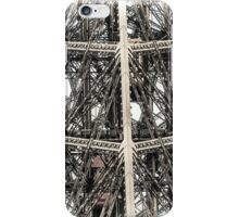 Eiffel Tower Lifts iPhone Case/Skin
