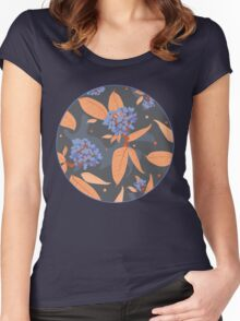 Pistacia Palaestina Women's Fitted Scoop T-Shirt