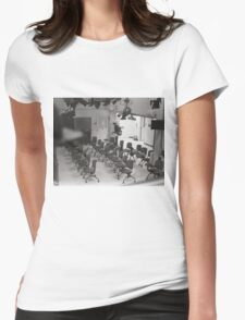 Studio Review Womens Fitted T-Shirt