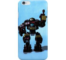 Rude Robot.... iPhone Case/Skin