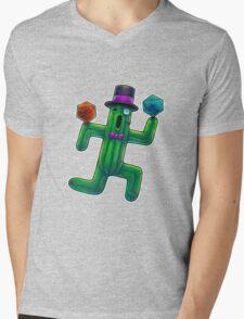 Rollin' D20s Mens V-Neck T-Shirt