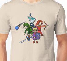 The Legend of Zelda: Be Your Own Hero Unisex T-Shirt