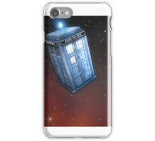 Tardis New Worlds iPhone Case/Skin