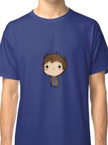 Kawaii Doctor Who Chibi (David Tennant) Glasgow Classic T-Shirt