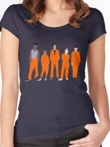 Misfits Women's Fitted Scoop T-Shirt