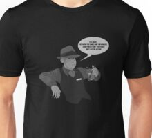 Dames and Horses Unisex T-Shirt