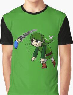 Hero Saria Graphic T-Shirt