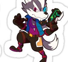 Star Fox (3 in 1) Sticker