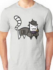 Detective Cat Unisex T-Shirt