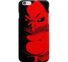 Sonic Satam - Robotnik iPhone Case/Skin