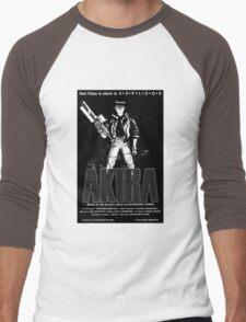 Akira #01 Men's Baseball ¾ T-Shirt