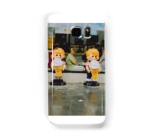 Chinese mascottes Samsung Galaxy Case/Skin