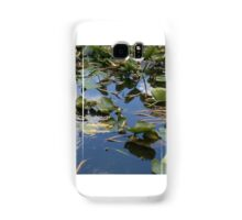 Lakeside Lily Pads Samsung Galaxy Case/Skin