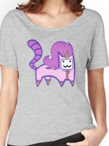 Unicorn Cat Women's Relaxed Fit T-Shirt