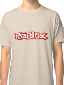 Roblox Title Classic T-Shirt
