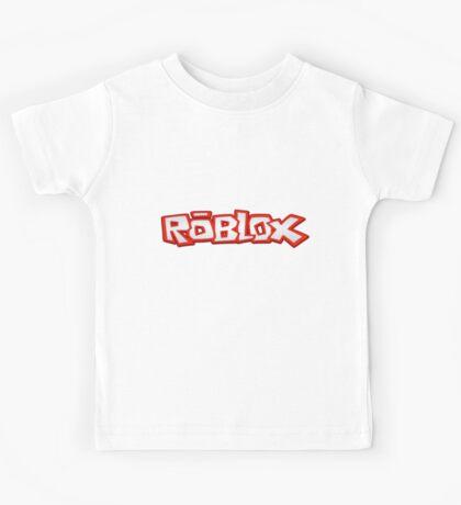Roblox Title Kids Tee