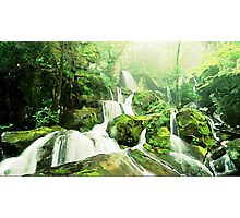 River Painting Photographic Print