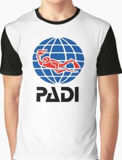 Scuba Graphic T-Shirt