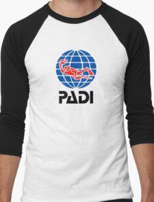 Scuba Men's Baseball ¾ T-Shirt
