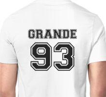 Ariana Grande - 93 Jersey (Black) Unisex T-Shirt