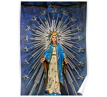 St Mary Statue Poster